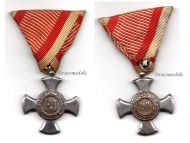 Austria Hungary WW1 Iron Cross for Merit 1916 in Iron