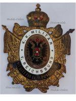Austria Hungary WW1 KuK Army Veterans League Badge Austro-Hungarian Land Forces by Zimbler