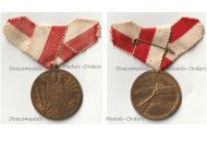 Austria Hungary WW1 Contribution Medal for the Fleet of the KuK Military Aviation