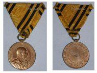 Austria Hungary WW1 Signum Laboris Medal Loyal Service 40 years Military Civil Austrian KuK Austro Hungarian