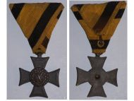 Austria Cross Military Long Service X years NCO 1913 1918 Medal Kaiser KuK Decoration WW1 Great War