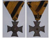 Austria Cross Military Long Service X years NCO 1913 1918 Medal Kaiser KuK Decoration WW1 Great War