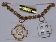 Austria WW1 War Cross Civil Merit 1st Cl. Decoration Austrian 1st Republic Silver VII Class Military Medal 1922 1938 set MINI