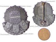 Austria Hungary WW1 KuK Army Group Bohm Ermolli Cap Badge
