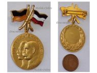 Austria Hungary WW1 United Empires Flags Kaisers Cap Badge Wilhelm Germany Franz Joseph Great War 1914 1918