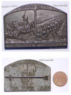 Austria Hungary WW1 Cavalry Corps Cap Badge Battle Custozza by Schneider