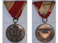 Austria Anti-flood Operations 1954 Military Medal Commemorative 2nd Austrian Republic Decoration