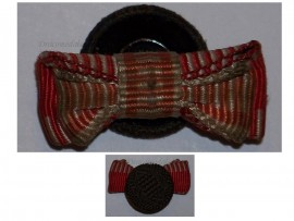 Austria WW1 Tapferkeit Fortitudini KuK Karl's Cross Troops Medal Ribbon Lapel pin boutonniere Great War 1914
