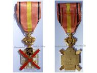 Belgium WW1 Military Cross for the Occupation of Rhineland 1918 1929