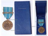 Belgium Korean War Medal 1950 1953 with Clasp Korea-Coree Boxed