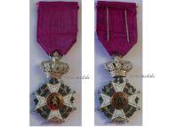 Belgium WW1 Order Leopold I Knight's Cross Civil Division
