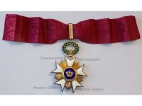 Belgium WW1 Order of the Crown Commander's Star