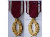 Belgium Order Crown Gold Palms 1st Class
