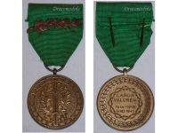 Belgium WW1 WW2 Prisoners War Labor Valorem Civil Military Medal palms Belgian Decoration Award WWI WWII