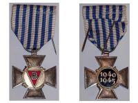 Belgium WW2 Cross Political Prisoners 1940 1945