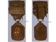 Belgium WW2 Africa Campaign Commemorative Military Medal bars Burma Middle East Belgian Decoration