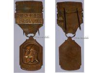 Belgium WW2 Africa Campaign Commemorative Military Medal bars Burma Middle East Belgian Decoration