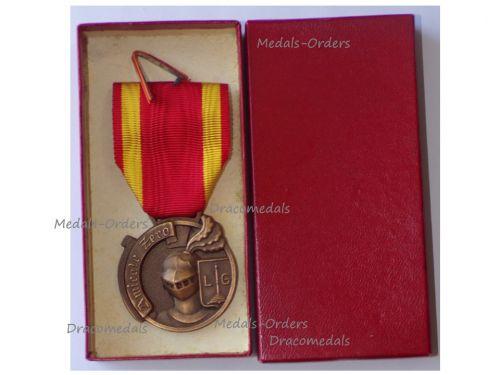 Belgium WW2 Zero Resistance Group Commemorative Medal Boxed