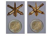 Belgium Artillery Air Defense School Cap Badge