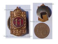 Belgium WW1 Badge of the Veterans Confederationof Post War Fraternals COFAG CONOV
