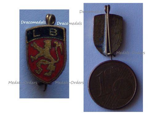 Belgium WW2 Belgian Legion Resistance Group Badge