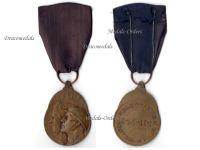 Belgium WWI Volunteers Great War Commemorative Military Medal WW1 1914 1918 Belgian Decoration Award
