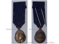 Belgium WWI Volunteers Great War Commemorative Military Medal WW1 1914 1918 Belgian Decoration Award MINI
