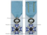 France Dahomey WW2 Order of the Black Star of Benin Knight's Cross