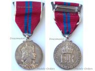 Britain Coronation Medal 1953 Queen Elizabeth II