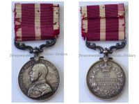 Britain WW1 Meritorious Service Medal King George V British Military Decoration Great War 1914 1918 Unnamed to Foreigner