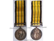 Britain Africa General Service Medal 1952 1956 with Clasp Kenya to Rifle Brigade NCO