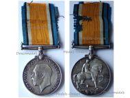 Britain WW1 British War Medal 1914-18 Royal Artillery Driver
