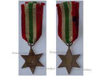 Great Britain WW2 Italy Star