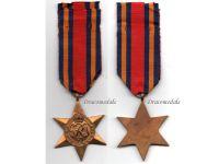Britain WW2 Burma Star