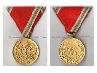 Bulgaria WW1 Commemorative Military medal 1915 1918 Bulgarian WWI Decoration Award Great War