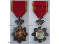 France WW1 Royal Order Cambodia Knight Military Medal WWII French Protectorate Decoration 1914 1988 Gold Silver Hallmarked Award