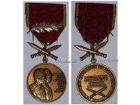 Zaire Operation Shaba Military Medal Palms French Foreign Legion 1977 Congo Decoration Award