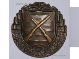 Czechoslovakia WW2 Infantry Marksman Badge Czech Army Decoration WWII 1939 1945