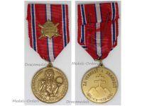 Czechoslovakia WWII Loyal Defense Volunteers 1918 1938 Military Medal WW2 Czechoslovakian Slovakia Decoration