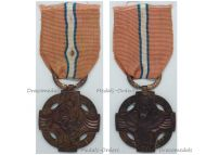Czechoslovakia WW1 Revolution Cross Military Medal WWI 1914 1918 Czech Great War Decoration