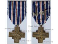 Czechoslovakia WW2 Loyal Service Cross of the National Armed Guard 1938