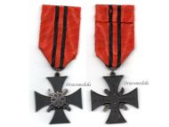 Finland WW2 Central Karelian Isthmus Cross Military Medal Winter War 1939 1940 WWII Finnish Decoration