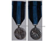 Finland WW1 Commemorative Medal War Liberation 1918 Finnish Independence Military Decoration WWI Sporrong