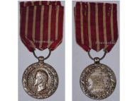 France Italian Italy Campaign Military Medal 1859 1860 Decoration Emperor Napoleon III 2nd French Empire by Barre
