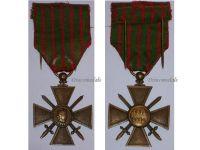 France WW1 War Cross 1914 1916