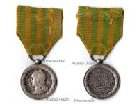 France Tonkin China Annam 1883 1885 Army French Colonial Campaign Military Medal Decoration 3rd Republic