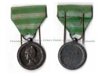 France 1st Madagascar Campaign 1883 1886 French Colonial Campaign Military Medal Decoration Award