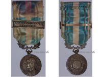 France WW2 Colonial Military Medal bar French West Africa Dakar Intermediate Type 1913 1938 Decoration