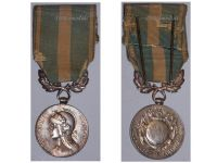 France WW1 Colonial Military Medal 1st type 1893 1913 French Decoration George Lemaire  3rd Republic