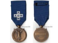 France Red Cross Medal Assistants National Duty WWII 1940 1945